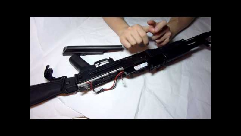 LCT AK 104 \ 105 AKKU \ Какой аккумулятор подходит для АК 104 \ 105 от ЛЦТ