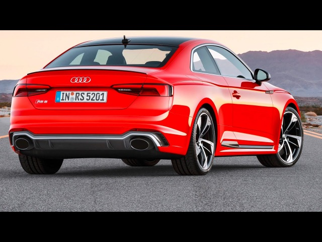 2017 Audi RS5 450hp - Perfect Car!!