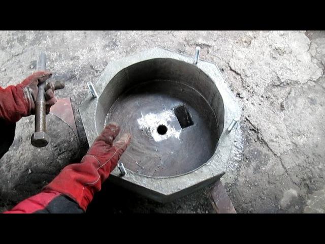 Как сделать дробилку для камня?