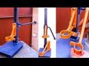 Самодельная стойка для дрели своими руками.Часть1.Homemade drill press cfvjltkmyfz cnjqrf lkz lhtkb cdjbvb herfvb.xfcnm1.homemad