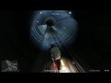 GTA Online - Бандитские будни #1 - спасение из подземки, побег от Kludge (18+)