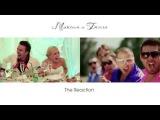 Веселое видео Реакция гостей от просмотра Love Story или смех до слез!!!