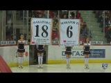 КХЛ (Континентальная хоккейная лига) - Моменты из матчей КХЛ сезона 16/17 - Гол. 2:2. Пол Щехура (Тр