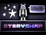 Storyswap: Asriel Genocide Battle (The Game)