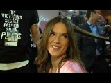 Alessandra Ambrosio on enjoying time with the VS Angels