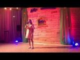 Алиса Карпека - Нарисовать мечту (Выступление в Доме Молодежи 06.10.2017)