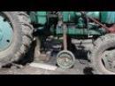 Как раскатить трактор