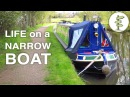 TV Journalist Quits His Job to Live on a Tiny House Boat Cruise UK Canals Full-Time