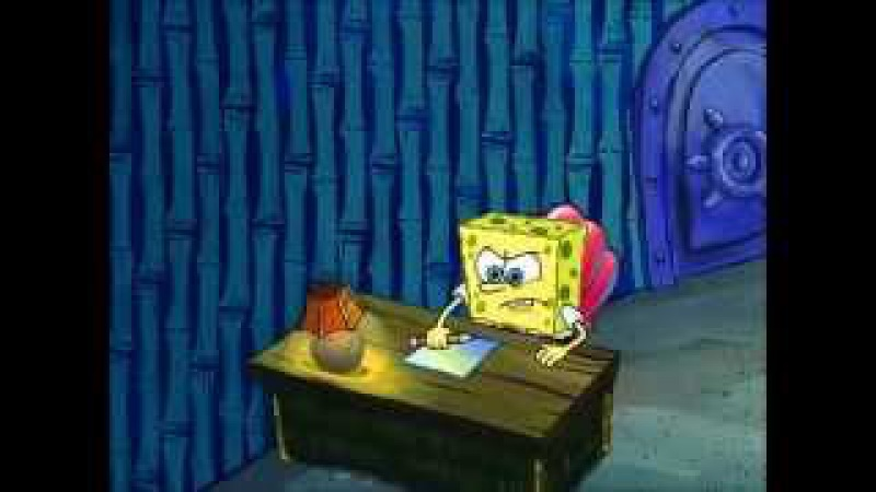 spongebob squarepants writes an essay Spongebob must write an essay for boating school, but he keeps putting it off patrick's parents come to visit, and patrick wants to make a good impression.