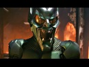 Человек-паук против Зелёного Гоблина. Битва в горящем здании. Человек-паук 2002.