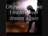 Lake of Tears - So Fell Autumn Rain lyrics