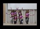 Стрит шааби Детский восточный танец ШВТ Сахара