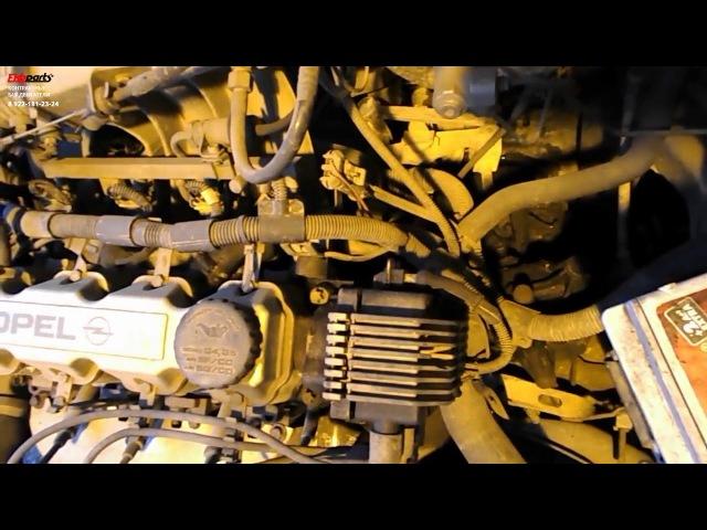 Двигатель (Опель) Opel Astra F 1 4 Si, C14SE1