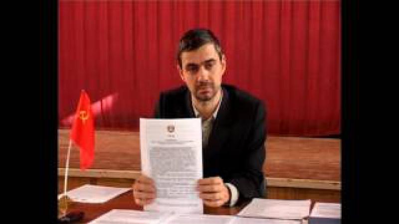 Пресс-конференция 23.10.2016 года Торгунакова Сергея Владимировича