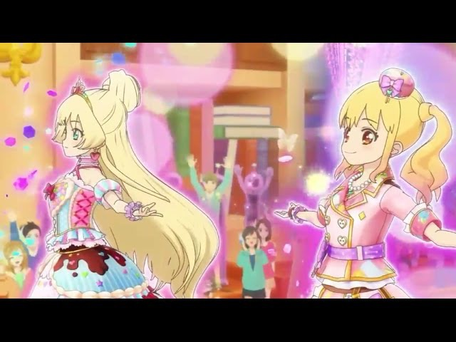 (HD) Aikatsu Stars - Episode 35 - Hime Yume - So Beautiful Story -