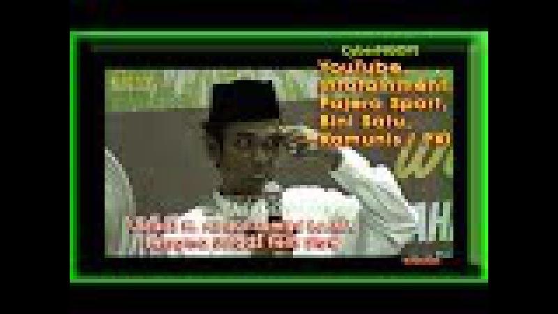 YouTube, infotainment, Pajero Sport, Bini Satu - Ustadz Abdul Somad Lc.MA
