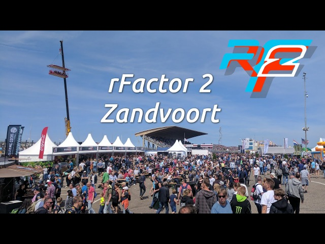 RFactor 2 at Jumbo Racing Days driven by Max Verstappen