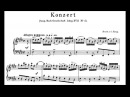Bach: Keyboard Concerto No.2 in E (Perahia)