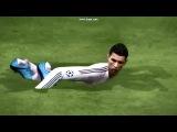 PES 2010 bug Cristiano Ronaldo