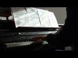 Vladimir Cosma Les fugitifs (piano solo)