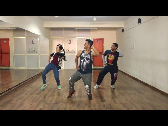 Cheez Badi Zumba Choreography   H2O Studioz