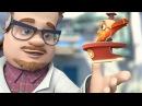 Zeichentrickfilme für Kinder Die Fixies Lieblingsfolgen von Professor Eugenius Sammlung 1