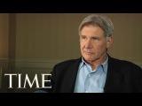 TIME Magazine Interviews Harrison Ford