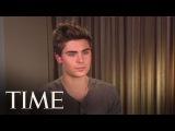 TIME Magazine Interviews Zac Efron
