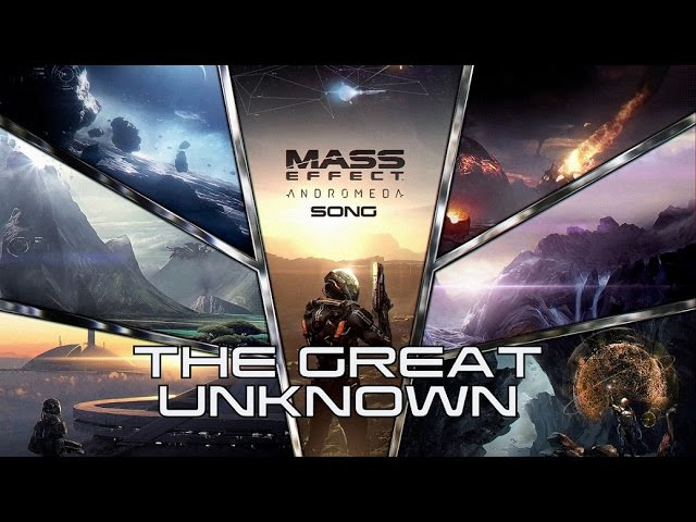 MASS EFFECT ANDROMEDA SONG - The Great Unknown by Miracle Of Sound