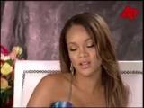 Рианна говорит о подписании контракта с Def Jam (2005)