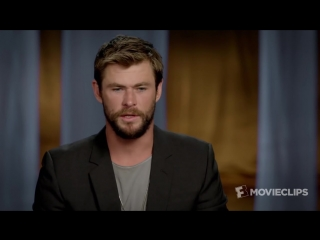 My First Time with Chris Hemsworth HD