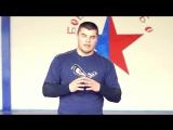 Как развить выносливость - борцовский Кроссфит с канатами