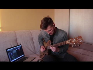 UNIVERSUM GUITARS demonstration (by Vladimir Dimov)