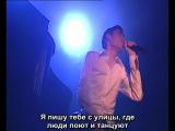 Gregory Lemarchal Je tcris Я пишу тебе (Олимпия,2006 )