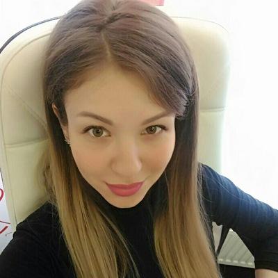 Дарья Засимова