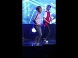 [170823] HeoChan focus @`IDENTITY` Showcase @ 말도 안돼 (Unbelievable)