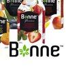 Bonne - финские 100% фруктовые и ягодные пюре