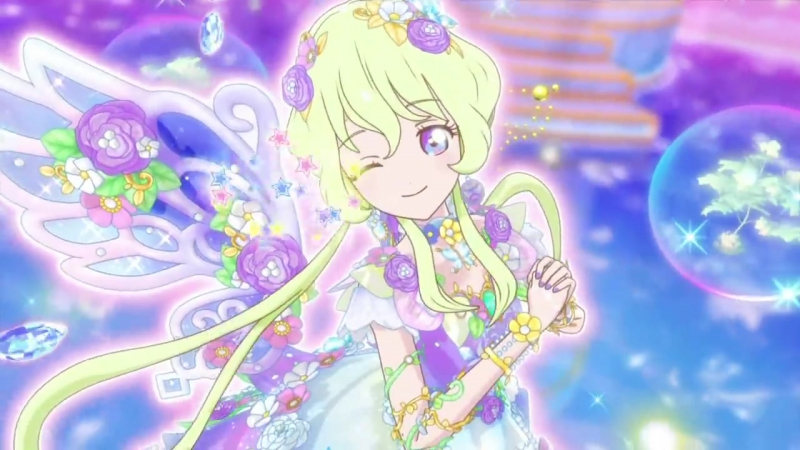 Aikatsu Stars! / Айкацу Звезды! - 77 серия - Pirouette of the Forest Light - Aria Futaba
