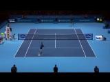 Ахуенный розыгрыш между Роджером Федерером и Хуаном Мартином дель Потро