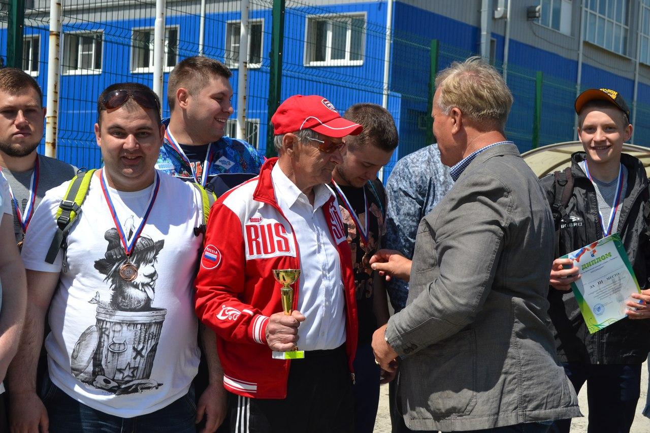 В Таганроге прошел муниципальный этап  Спартакиады Дона - 2017