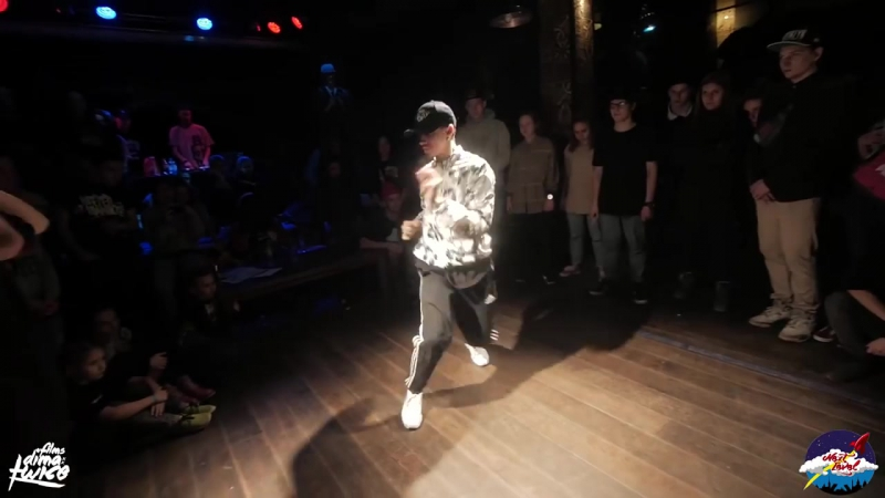 FINAL HIP-HOP PRO | RASH VS ANDY | NEXT LEVEL BATTLE SPB