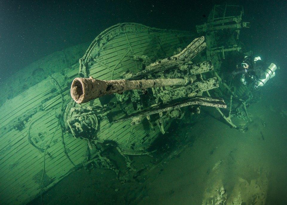 Немецкая подлодка U-479 пропала без вести в Финском заливе в ноябре 1944