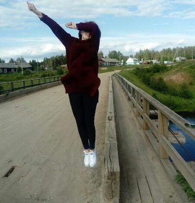 Анастасия Мостовая