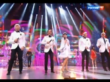 Нонна Гришаева и группа КВАТРО- снегурочка НЕ голубой огонек