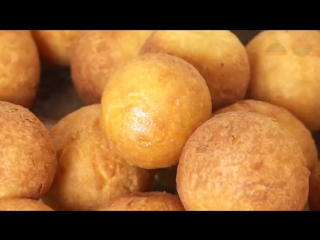 Творожные шарики колобки вкусно как в детстве! cottage cheese balls