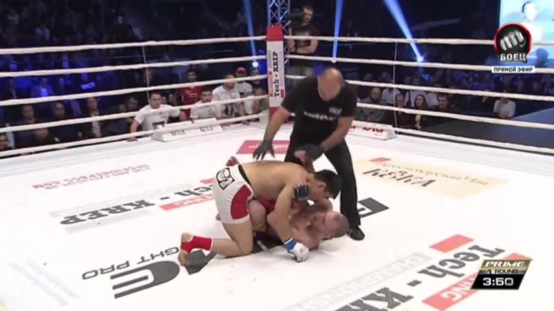 Гога Шаматава vs. Давронбек Хамиткула