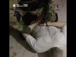 Задержание предполагаемых террористов