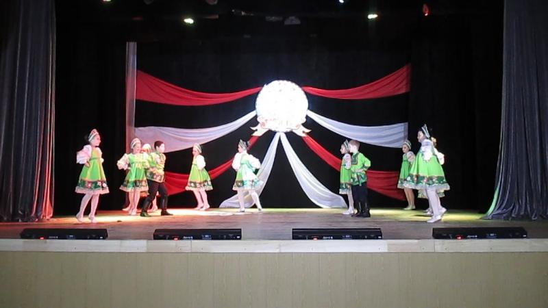танец Чеботуха