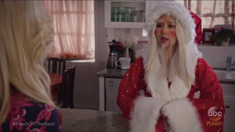 Трудности ассимиляции \ Fresh Off The Boat - 3 сезон 8 серия Промо Where Are the Giggles (HD) Christmas Episode