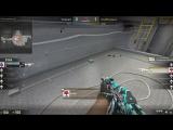 STYKO quad kill with clutch 1 vs. 2